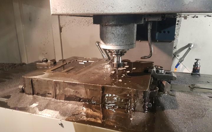 CNC Fräse